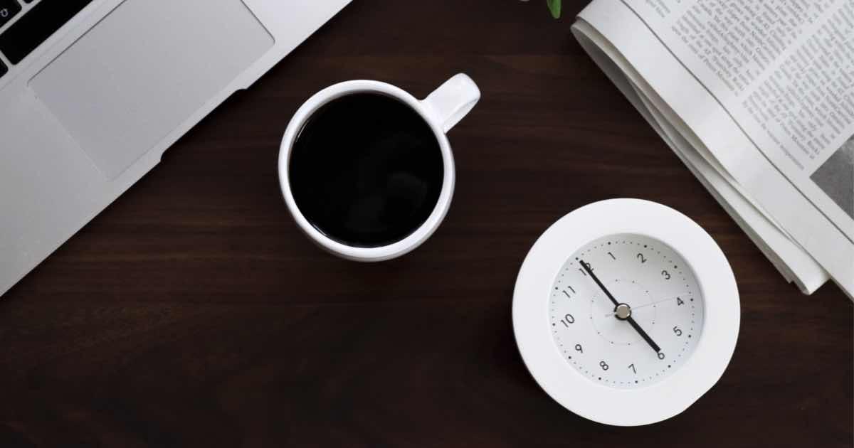 ブログを書くのに必要な時間とは