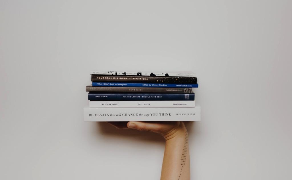 初心者がブログで成果を出すには「本」を読め【必読の15冊】