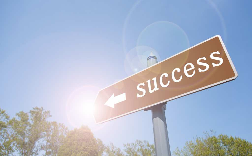 失敗は成功への近道