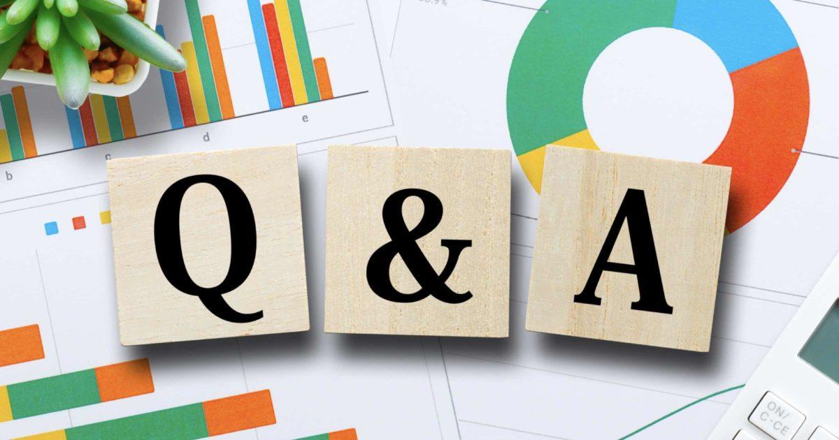 ブログ初心者によくある質問・疑問