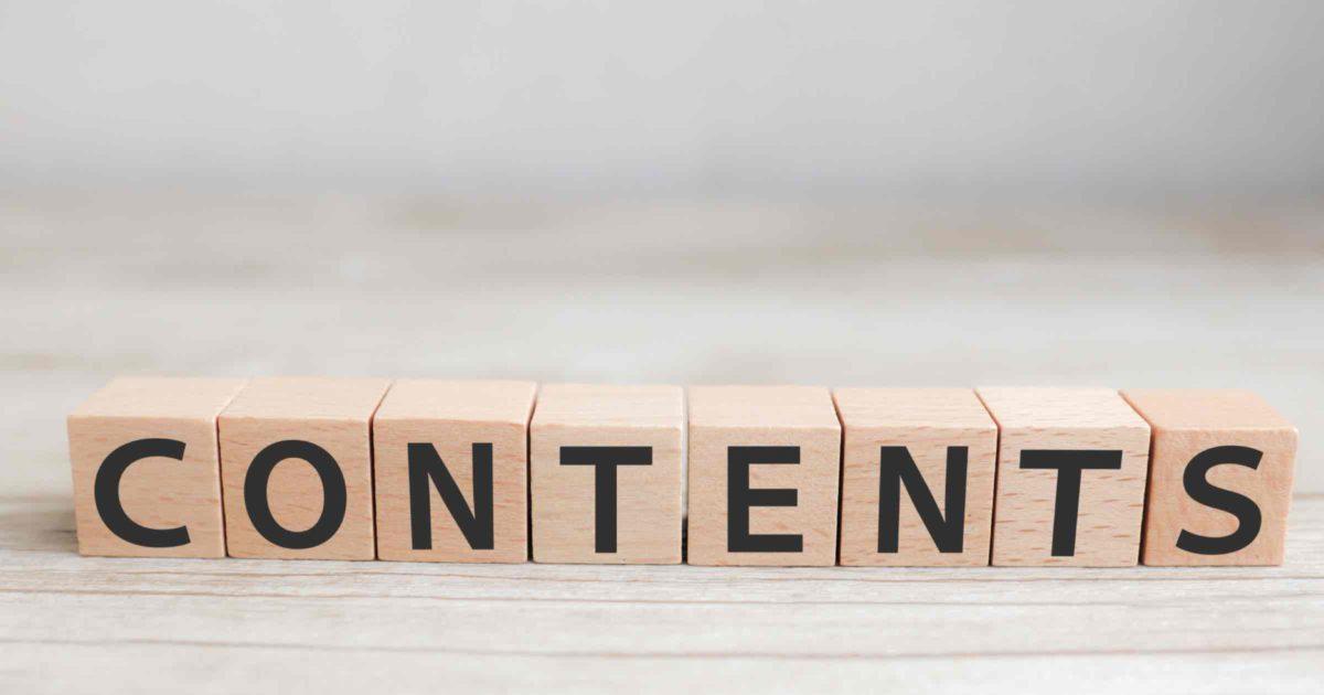 ブログで書く内容のおすすめの決め方