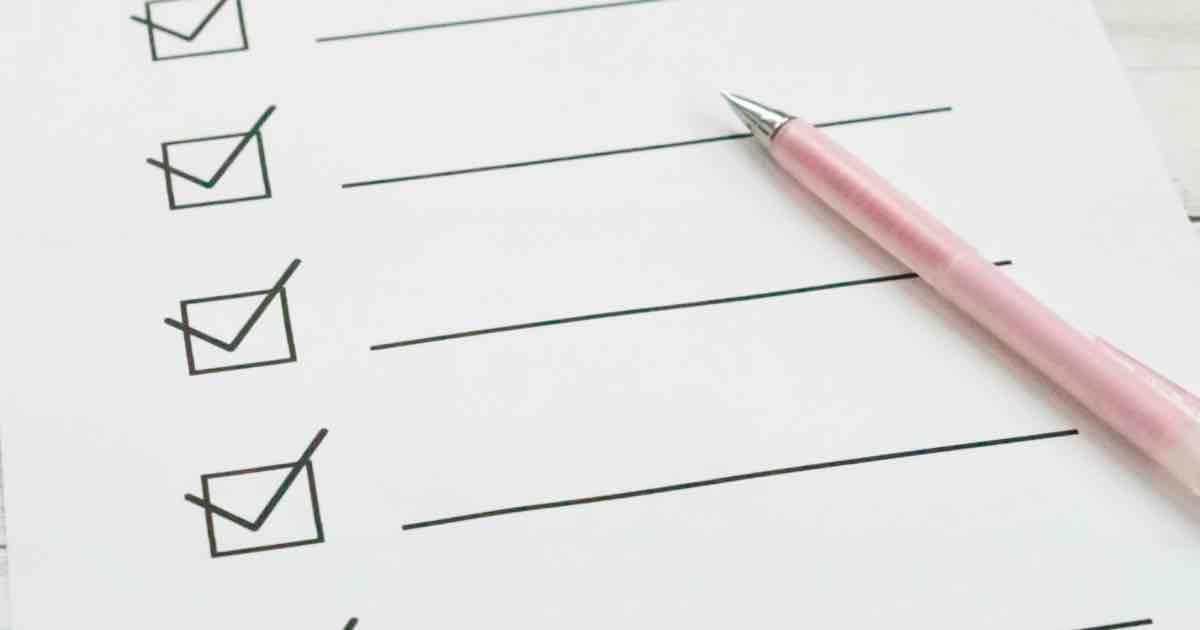 自分に合っている主婦ブログの始め方チェックリスト